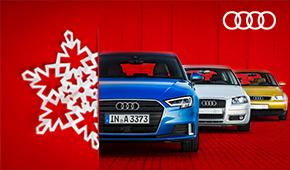 Ofertas Audi Fin de año